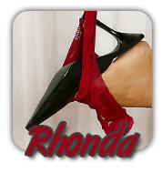 Rhonda - Red Panties1